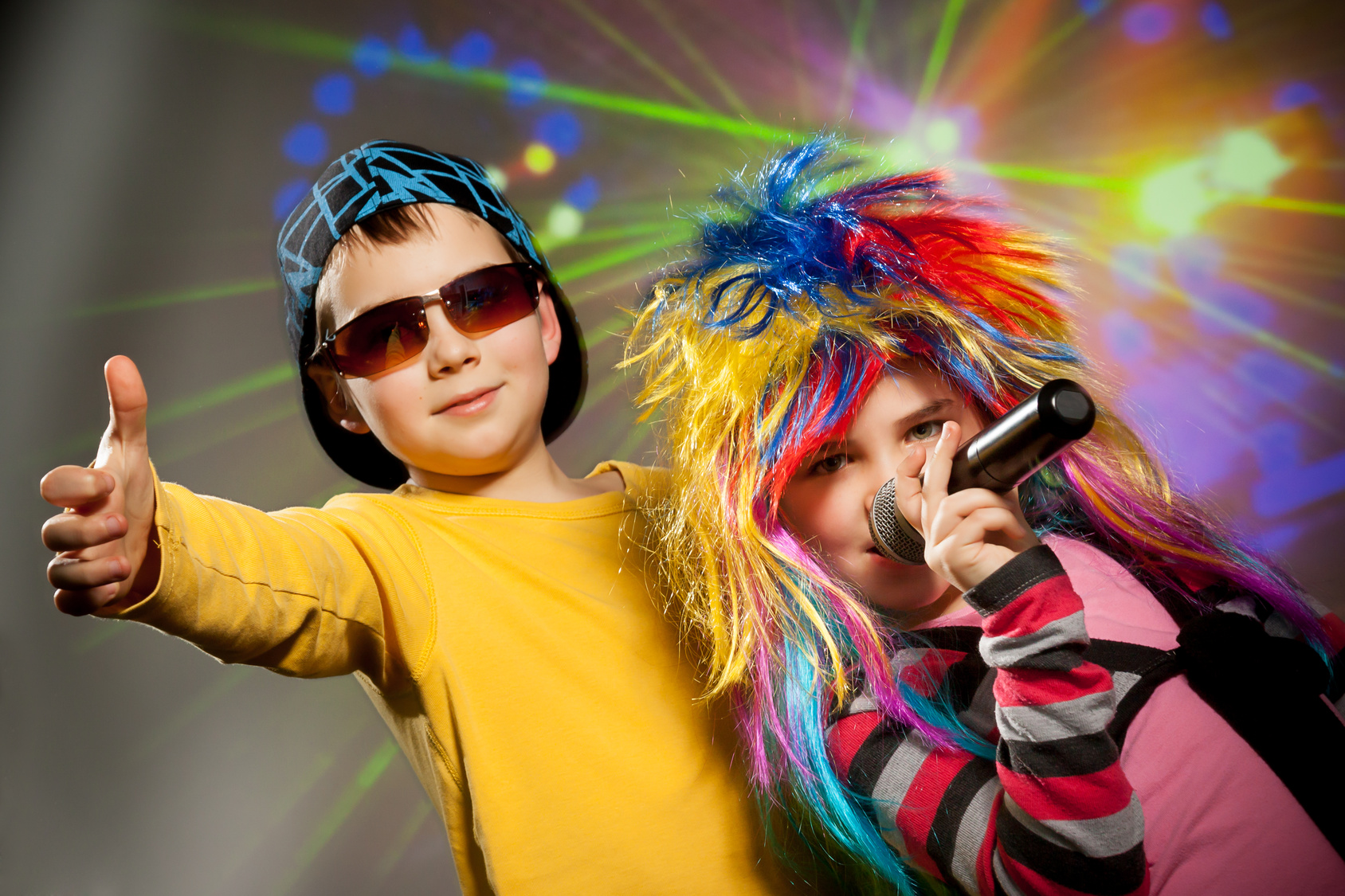Children's Disco Parties