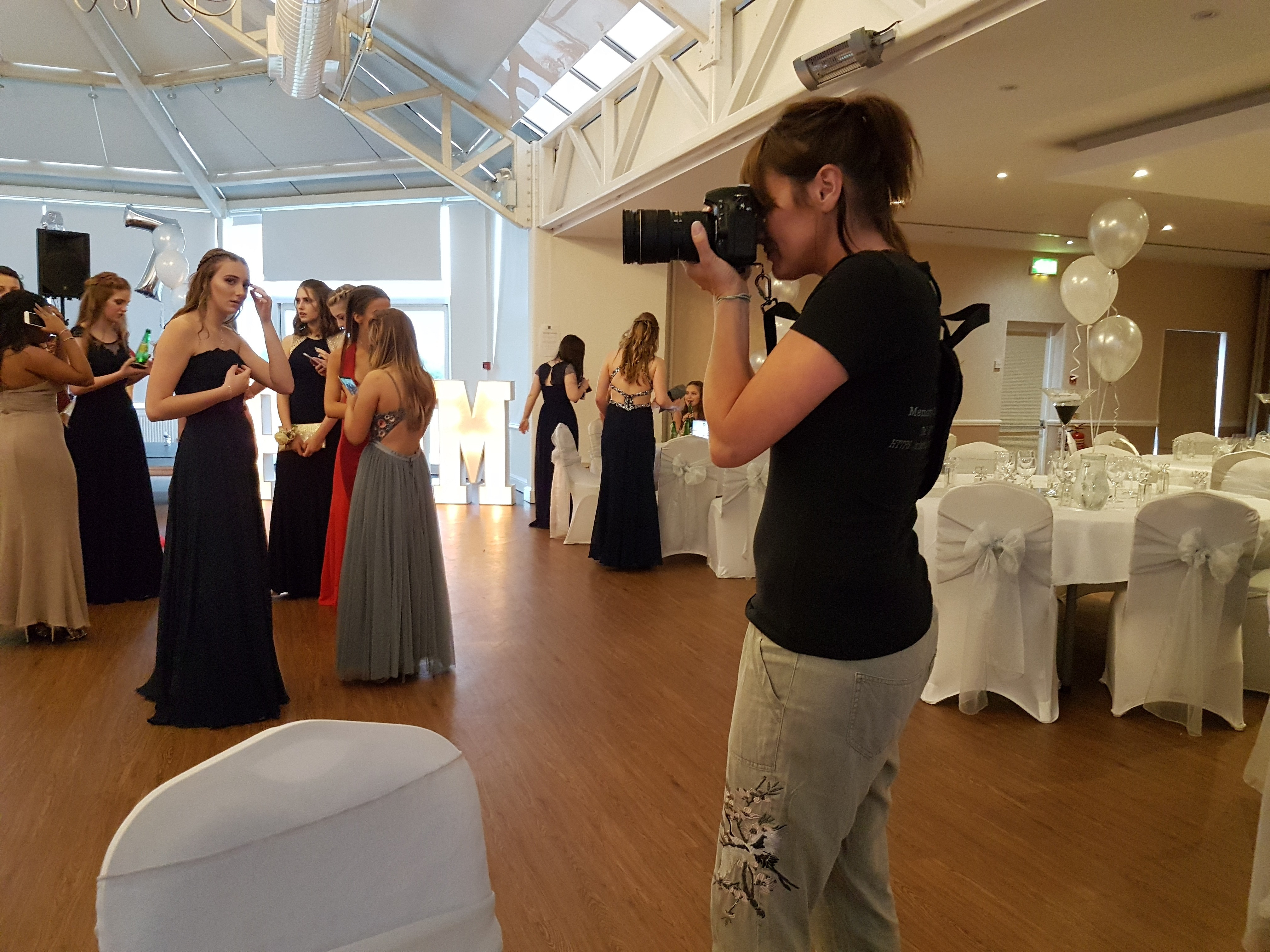 Evening photography perfect for any occasion