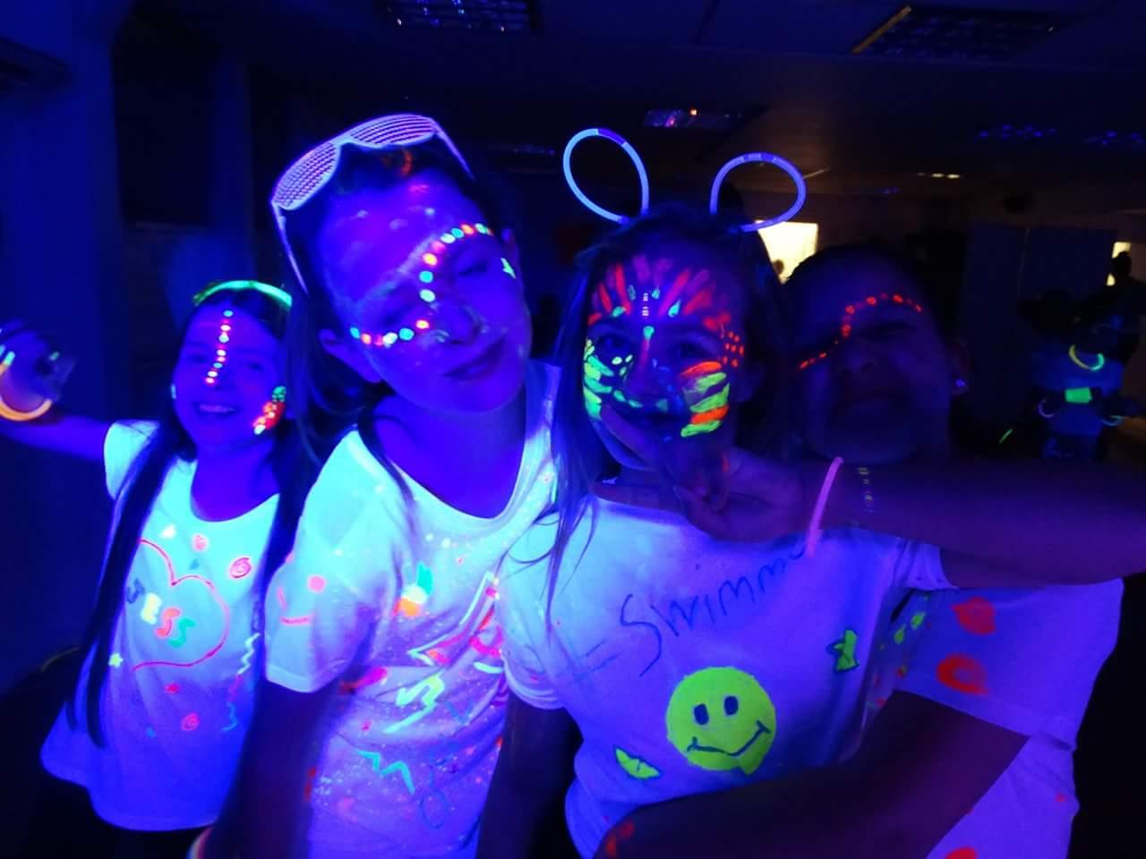 Uv Glow Party Specialist Discos Essex